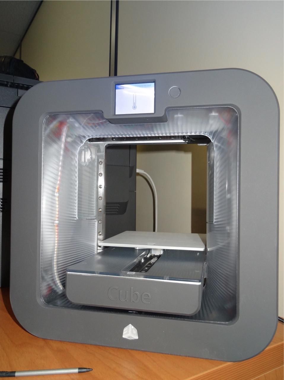 test imprimante 3d