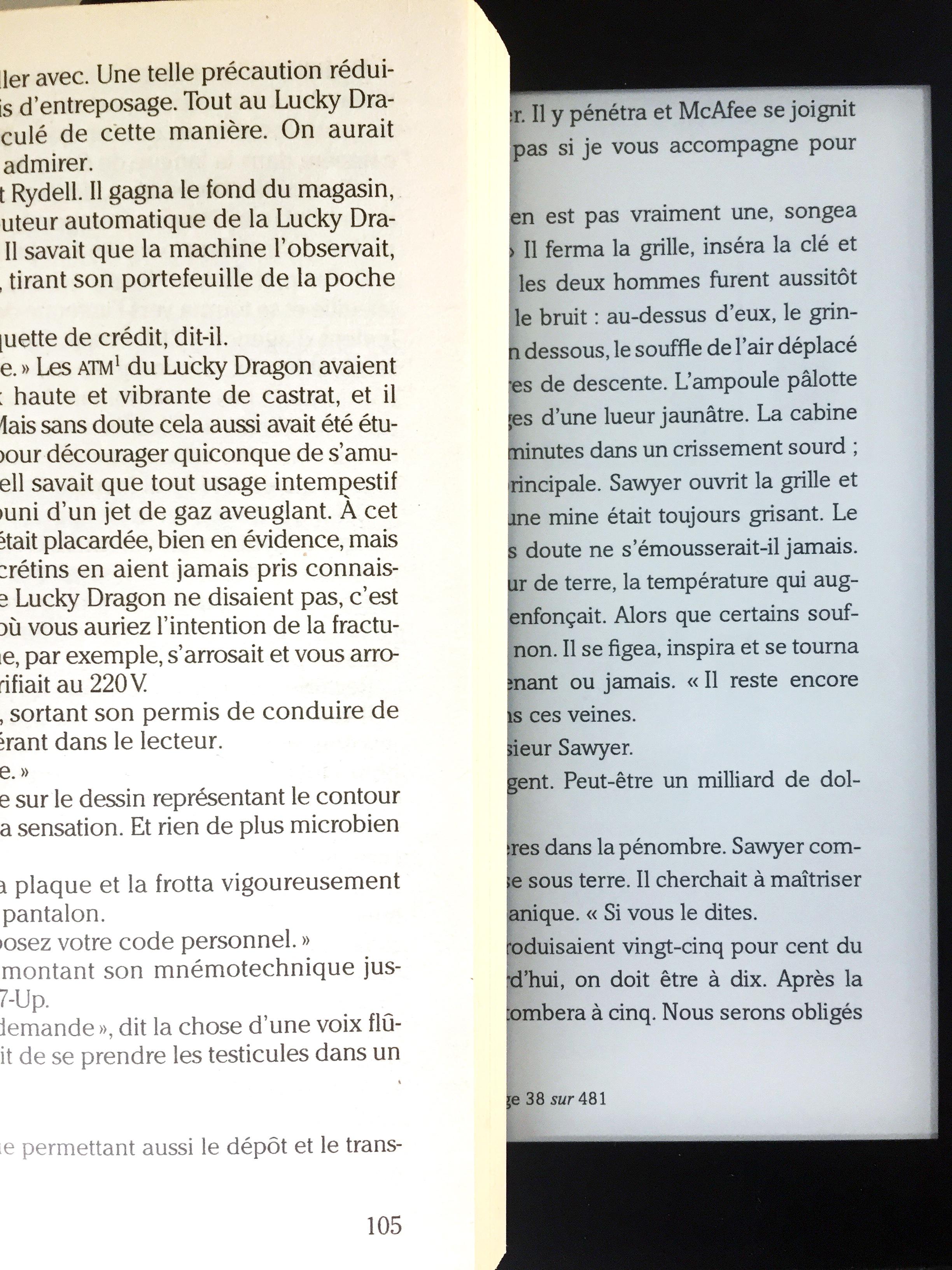 autorisation en ecriture sur micro sd 16 go